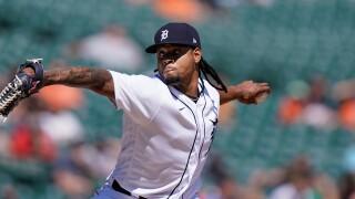 Gregory Soto Tigers Baseball