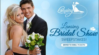Enter for the chance to win tickets to the Lansing Bridal Show!