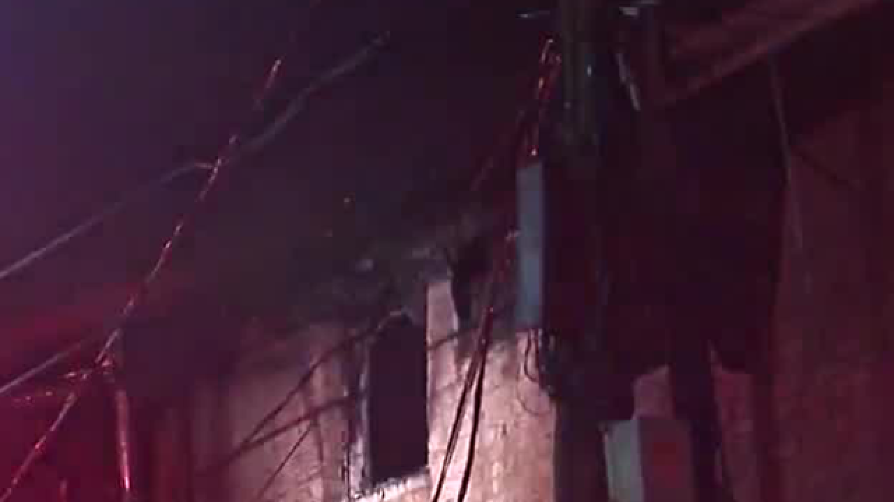 FD: Fire started by teen killing bed bugs