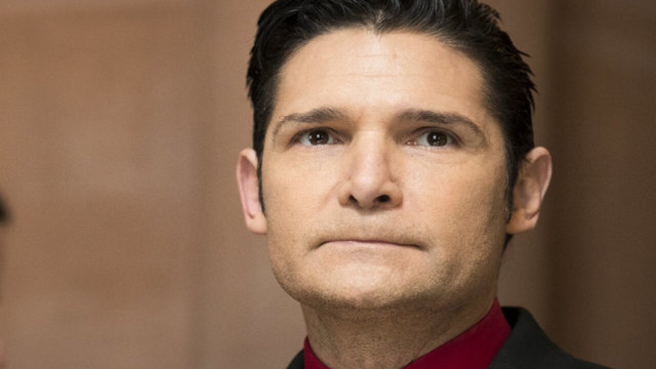 Actor Corey Feldman claims he was attacked while driving on Los Angeles street