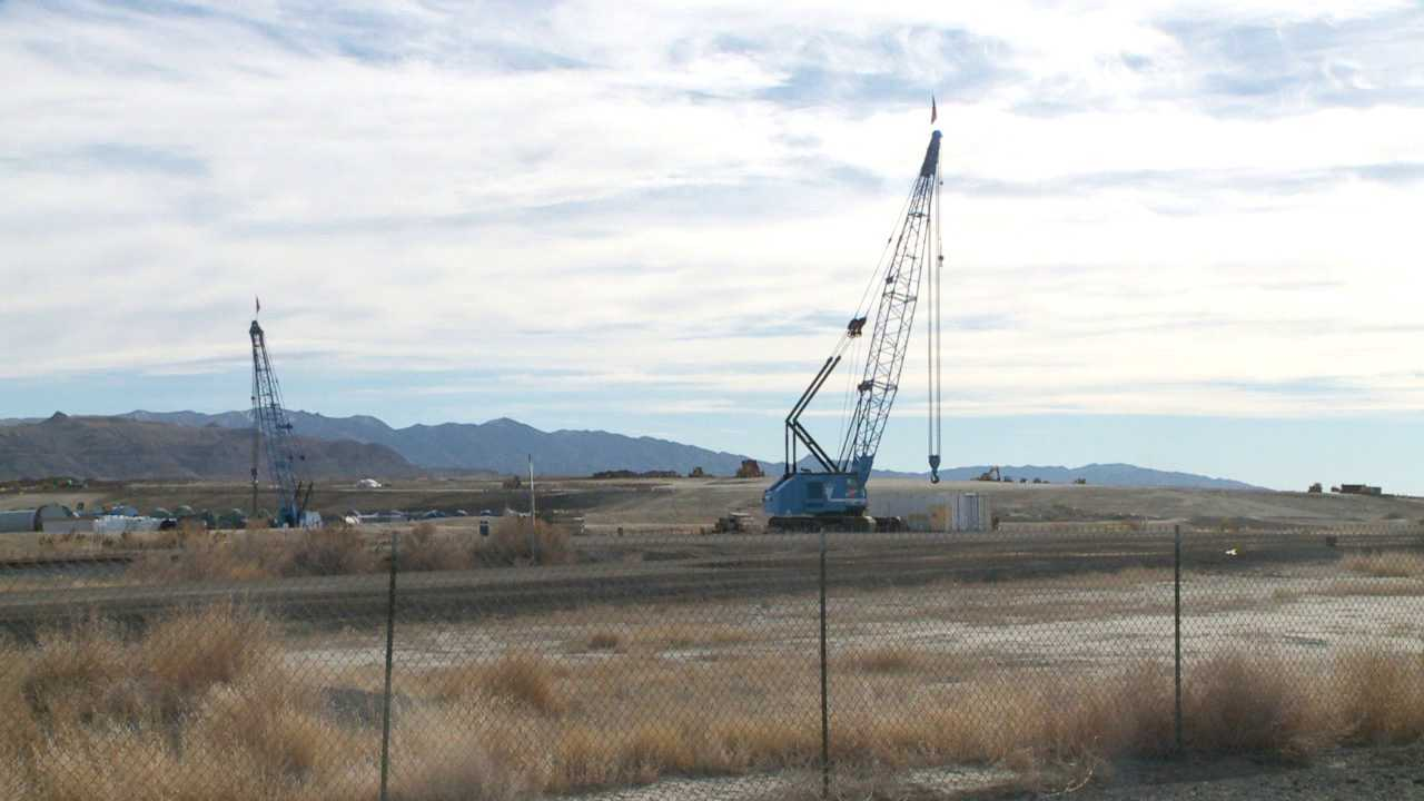 EnergySolutions puts its depleted uranium application onhold
