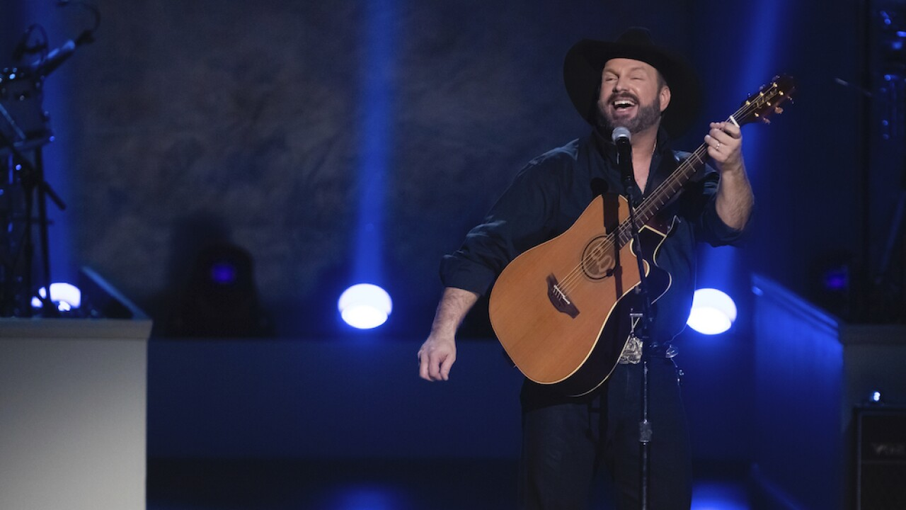 Garth Brooks inauguration