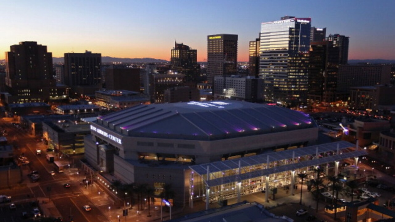 Talking Stick Resort Arena - Getty Images