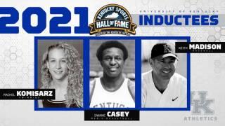 Kentucky sports hall of fame 2021