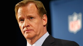 Roger Goodell's stint atop NFL quite a roller-coaster ride