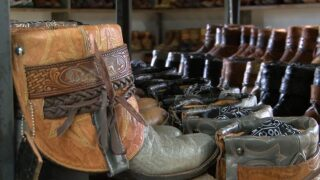 Montana woman's cowboy boot business gets international attention