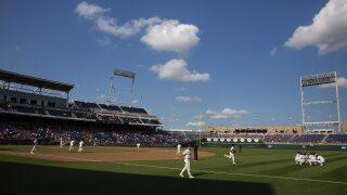 CWS NC State Vanderbilt Baseball