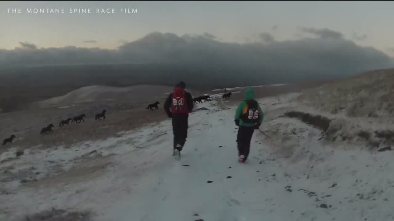 Is there any race too challenging for this ultra marathon runner?