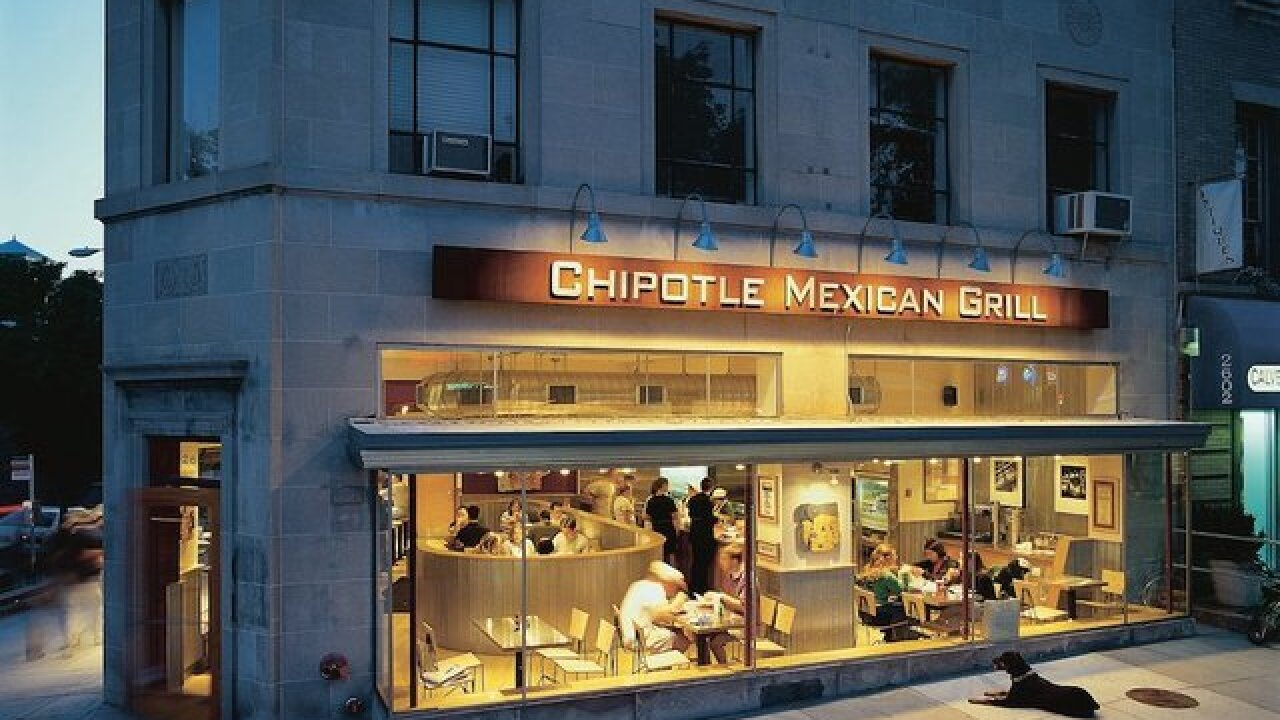 Chipotle reopens Virginia restaurant where people got sick