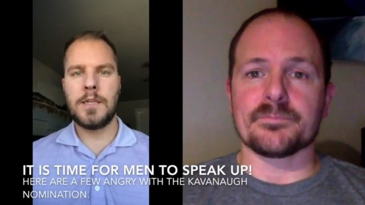 Dear Judge Kavanaugh: A Group of Men Ask for Kavanaugh to Remove Himself