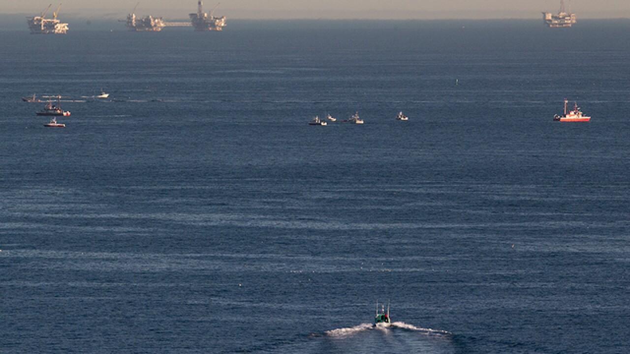 Small plane reported down off San Pedro coast
