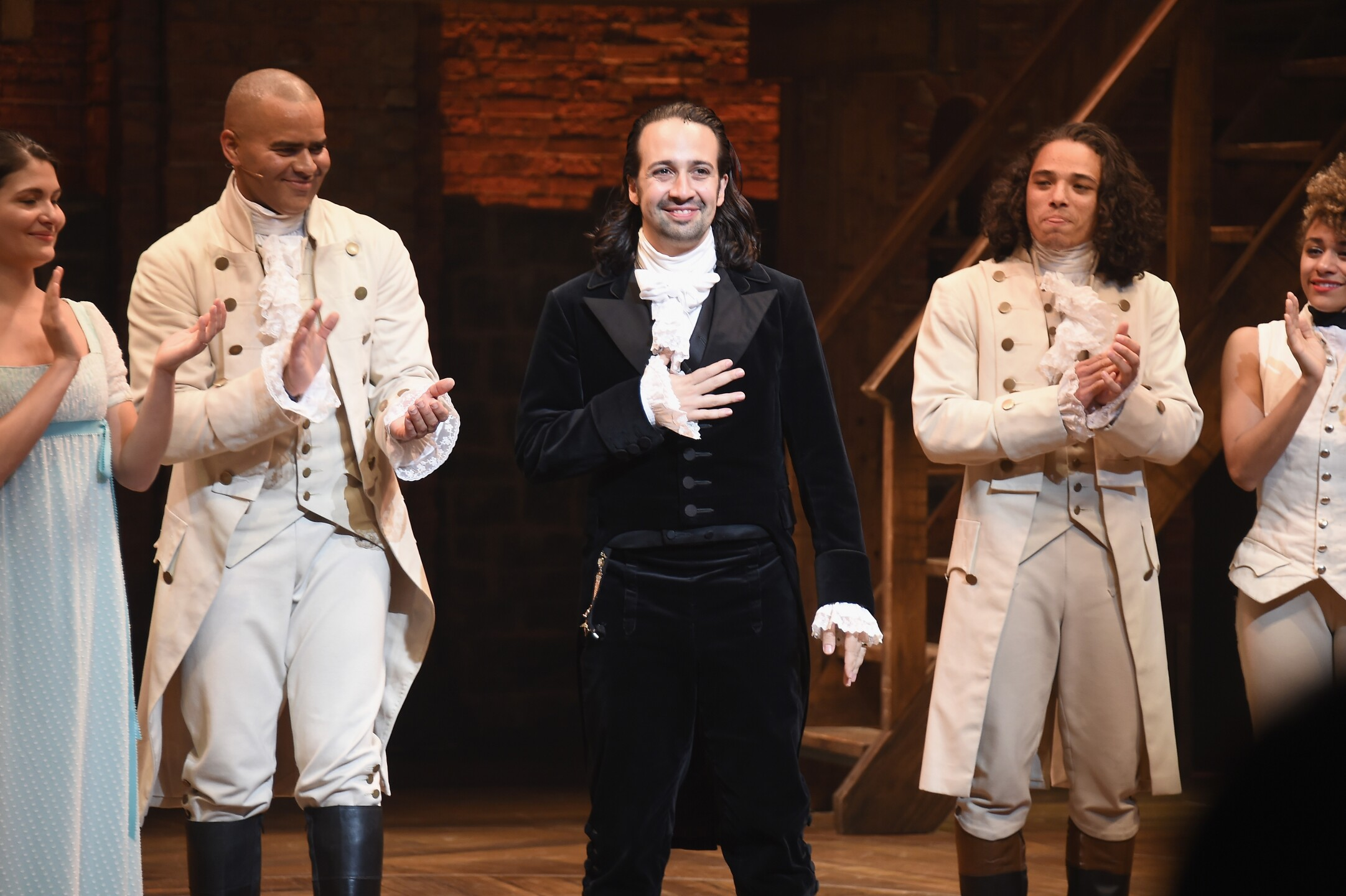 Photos: 'Hamilton' tickets for Chrysler Hall shows go on sale September 27