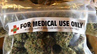 Veterans turn to medical marijuana to treat mental health issues