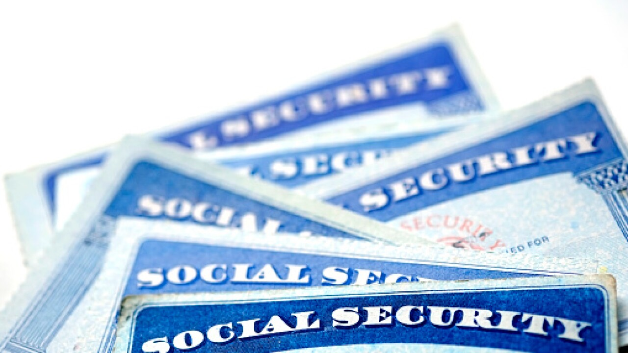 Infant Social Security numbers are for sale on the dark web