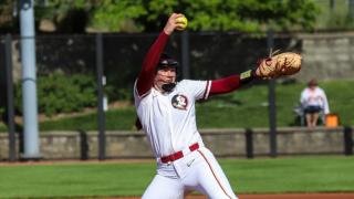 No. 7 FSU softball shuts out NC State in ACC Tournament Quarterfinals
