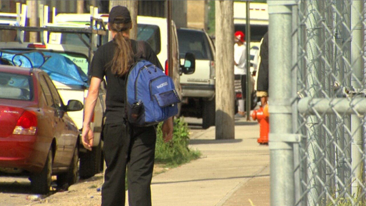 CLE homeless worried about needless RNC searches