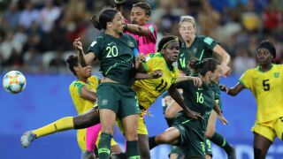 Jamaica v Australia: Group C - 2019 FIFA Women's World Cup France