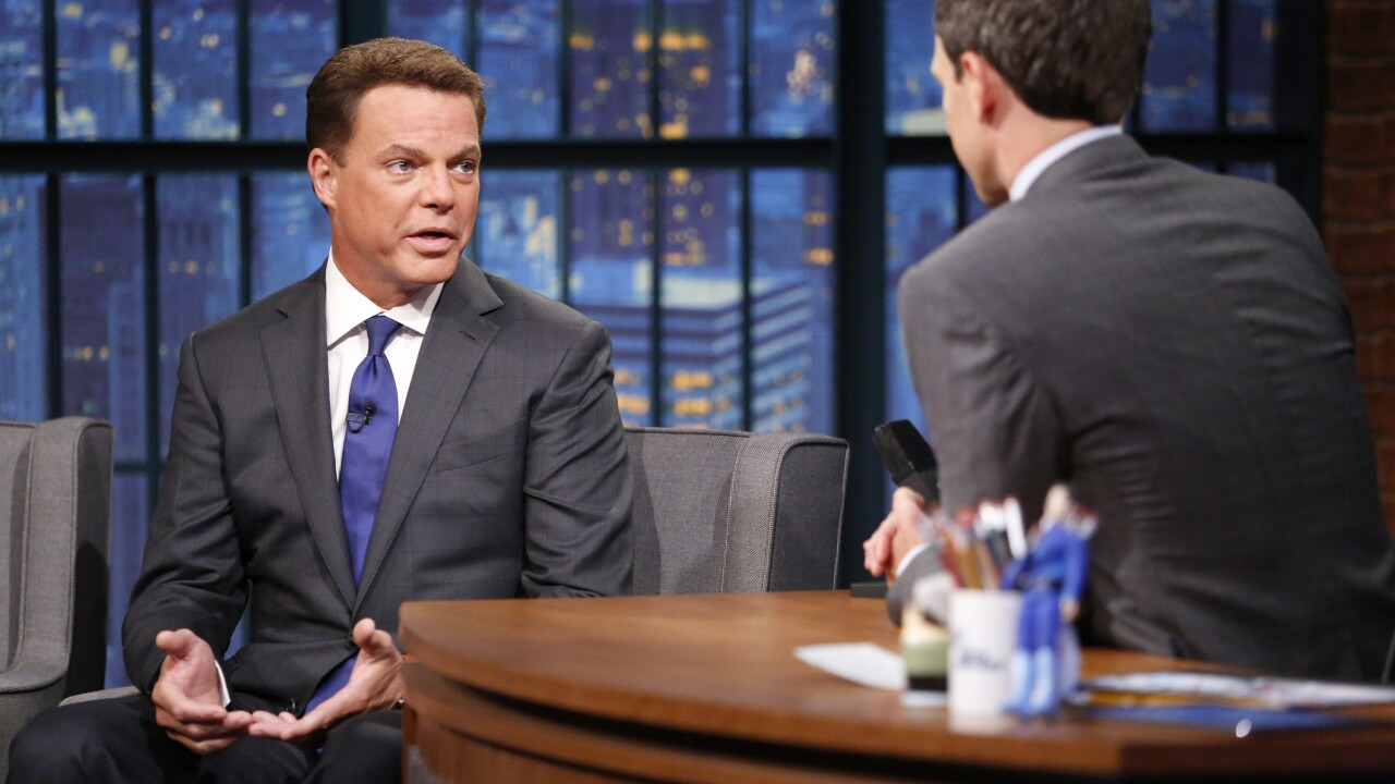 Shepard Smith out at Fox News