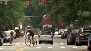 Amid uptick in pedestrian fatalities, group urges caution for drivers sharing the road