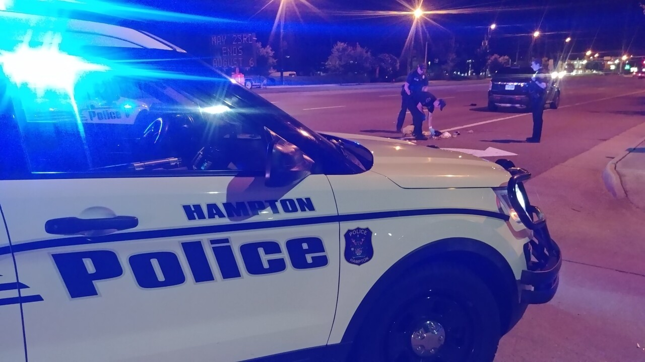HP 2300 W. Mercury Boulevard fatal pedestrian crash (June 24) 2.jpg