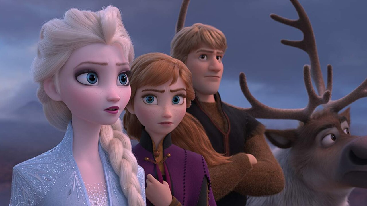 WATCH: The new 'Frozen 2' trailer is full of action