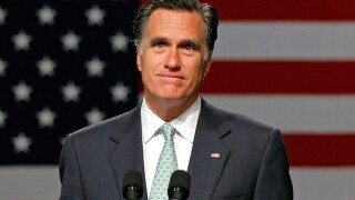Clinton, Romney campaign chiefs team up