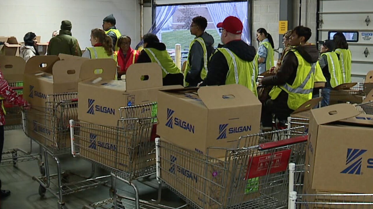 Cleveland Food Bank shares concerns over proposed SNAP food stamp restrictions