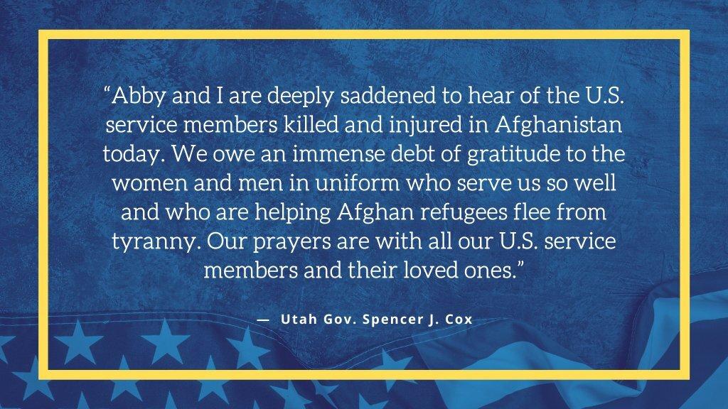Cox on Afghanistan