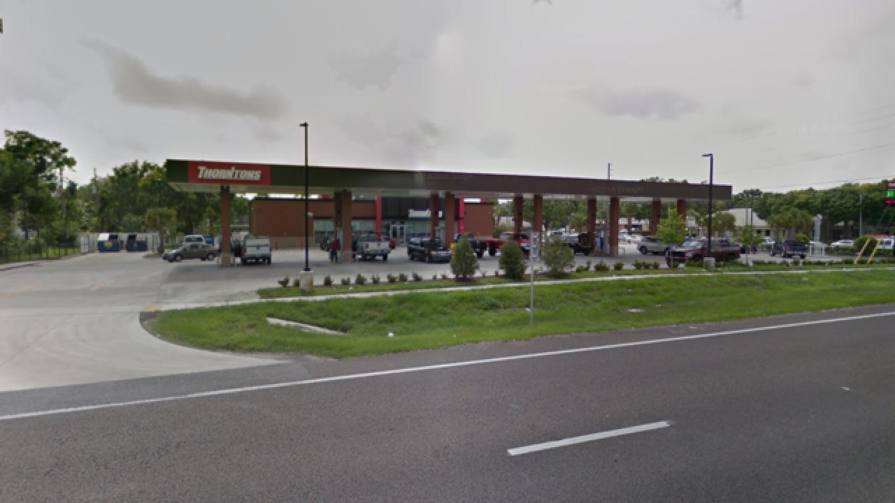 Deputy-involved shooting at Pinellas gas station