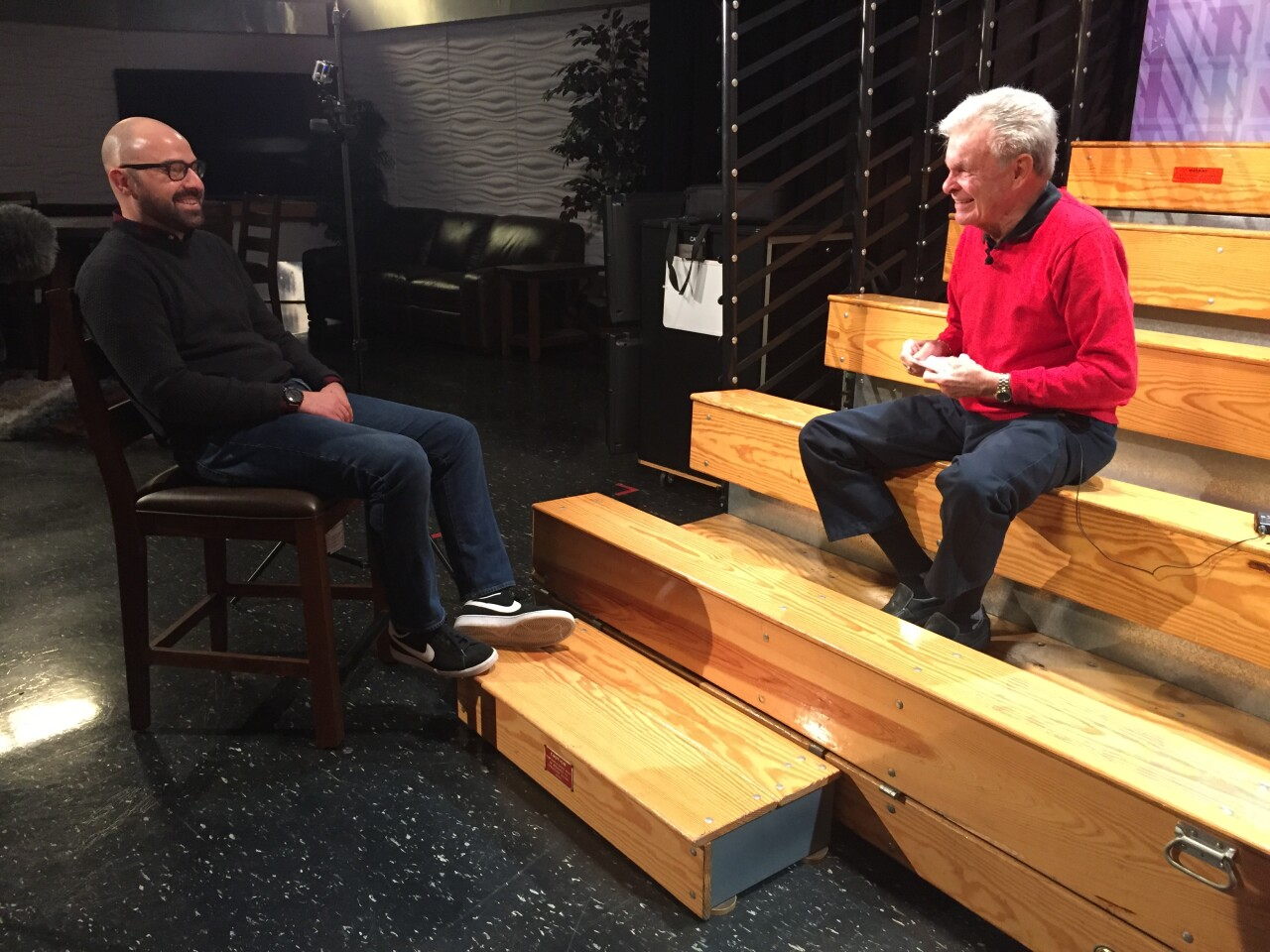 News 5 producer Randy Ziemnik sits down with Don Webster