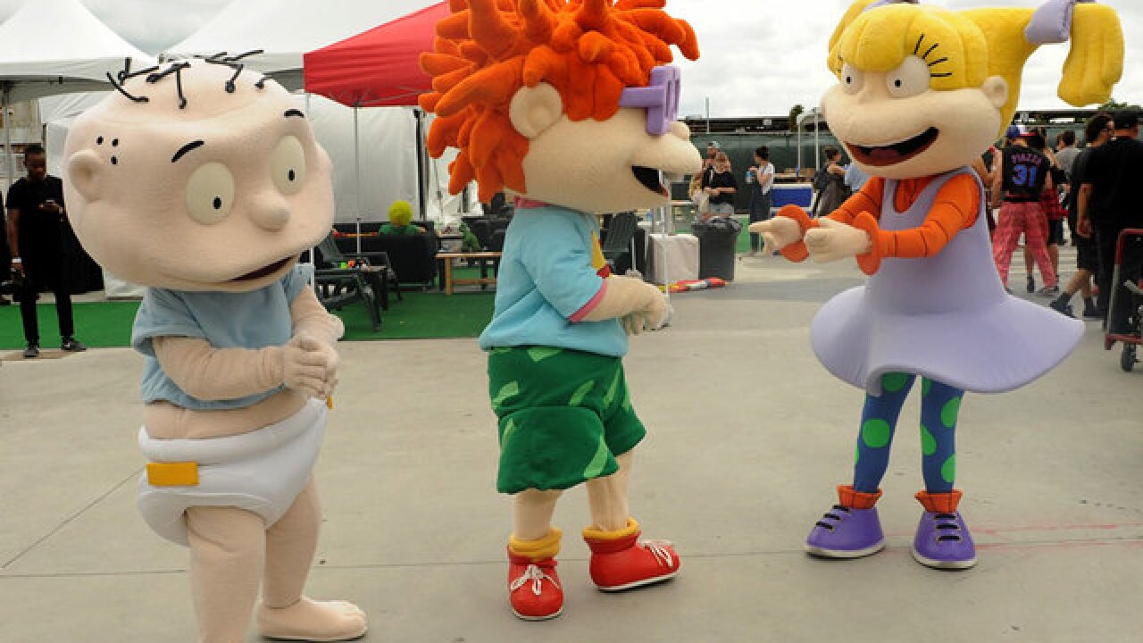 05ec0711843d6 Nickelodeon announces new 'Rugrats' episodes, movie