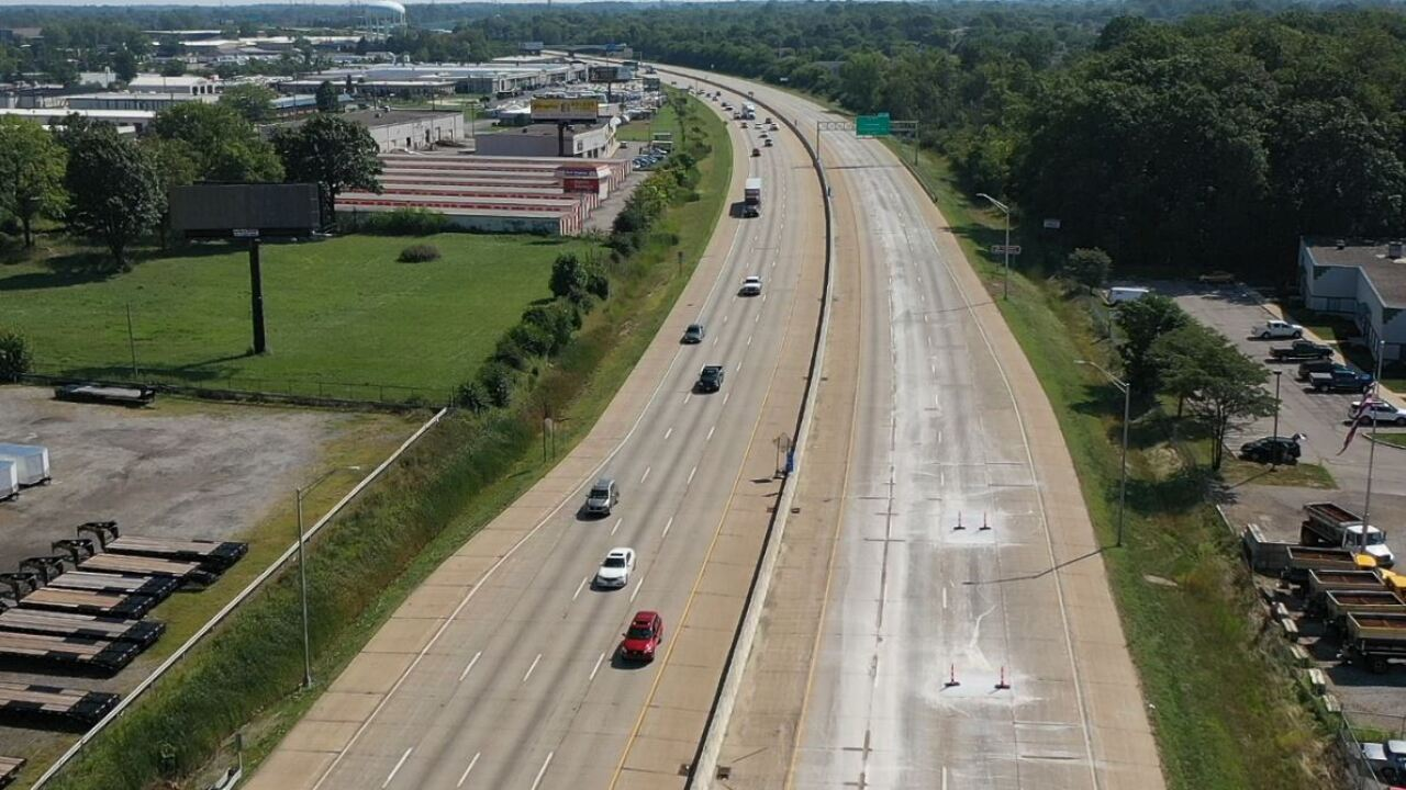 Parts of I-465 will close — again — for 15 days, this time