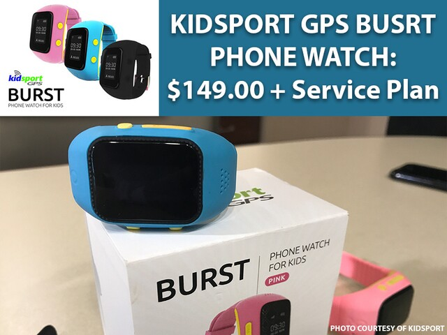 GALLERY: Apps, GPS and Bluetooth devices can help you track the