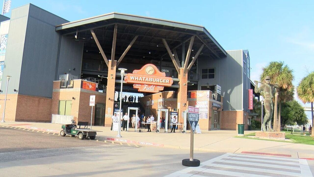 Whataburger Field Hooks Stadium