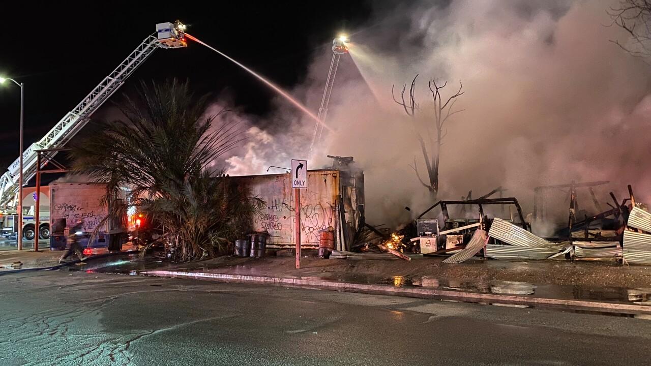Kern County Fire Department