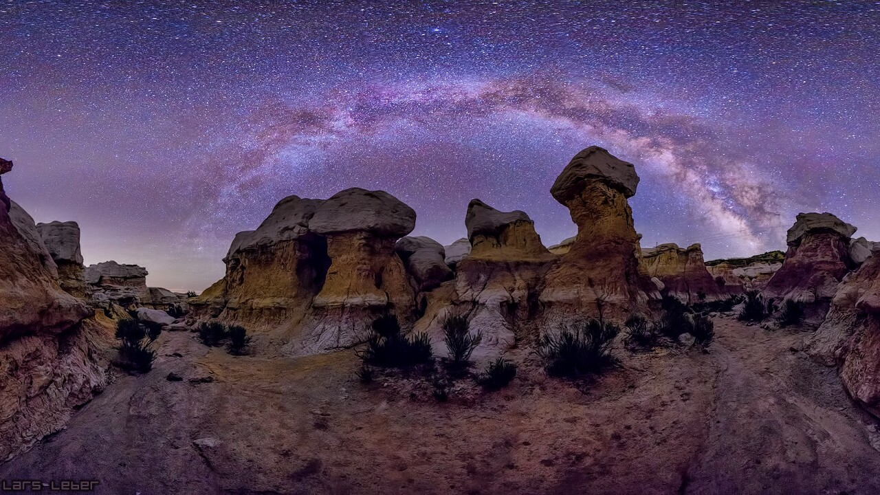 Paint Mines Milky Way by Lars Leber Photography.jpg
