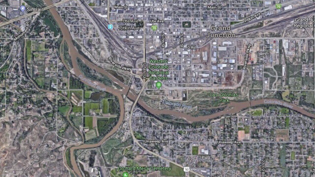 Woman's body found near Colorado River in Grand Junction