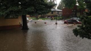 Denver flooding