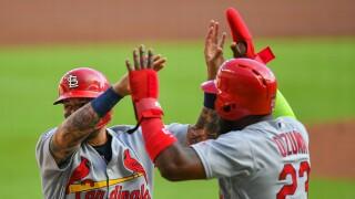 Cardinals 10-spot