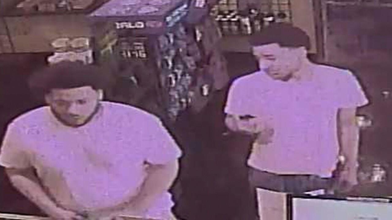 Reward Offered In Gun Store Theft