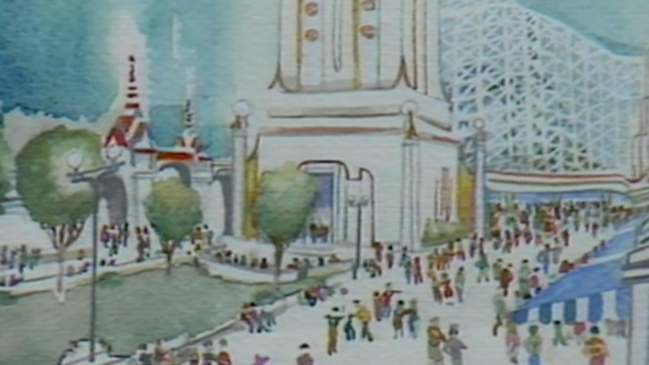 Electric Park: A 1988 amusement park pipe dream