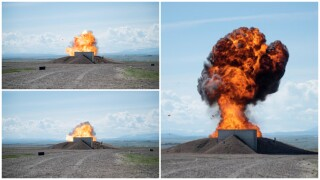 Explosive Ordnance Disposal at Malmstrom Air Force Base