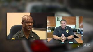 Black Florida police chiefs speak on the challenges of hiring more minorities