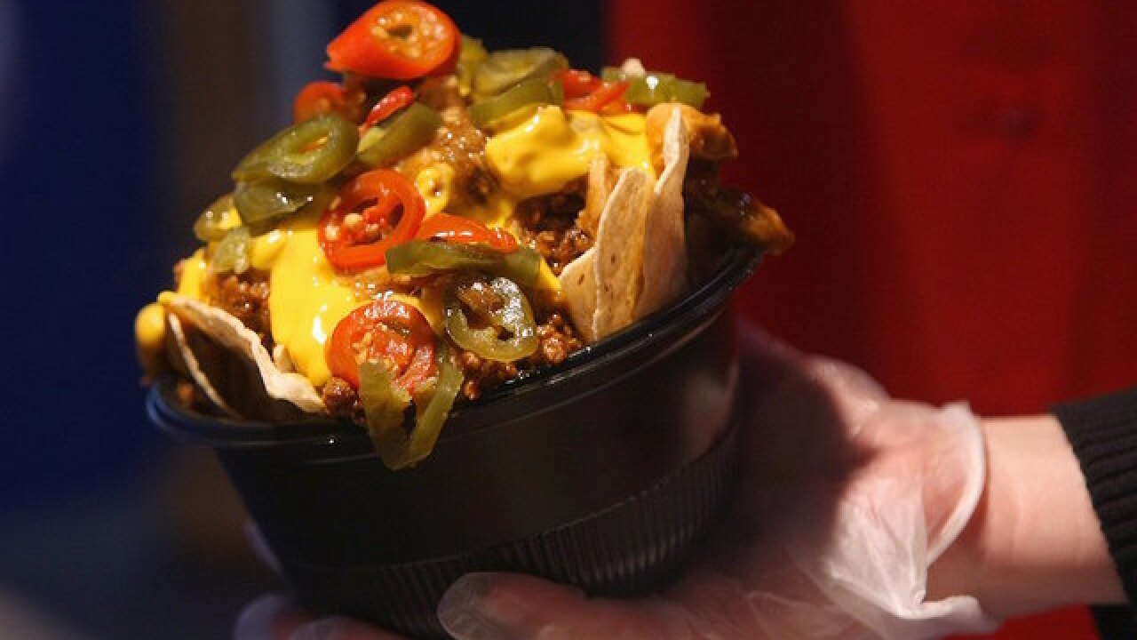 Nachos for sex? Ohio woman offered to trade sex for $60 and snack, police say