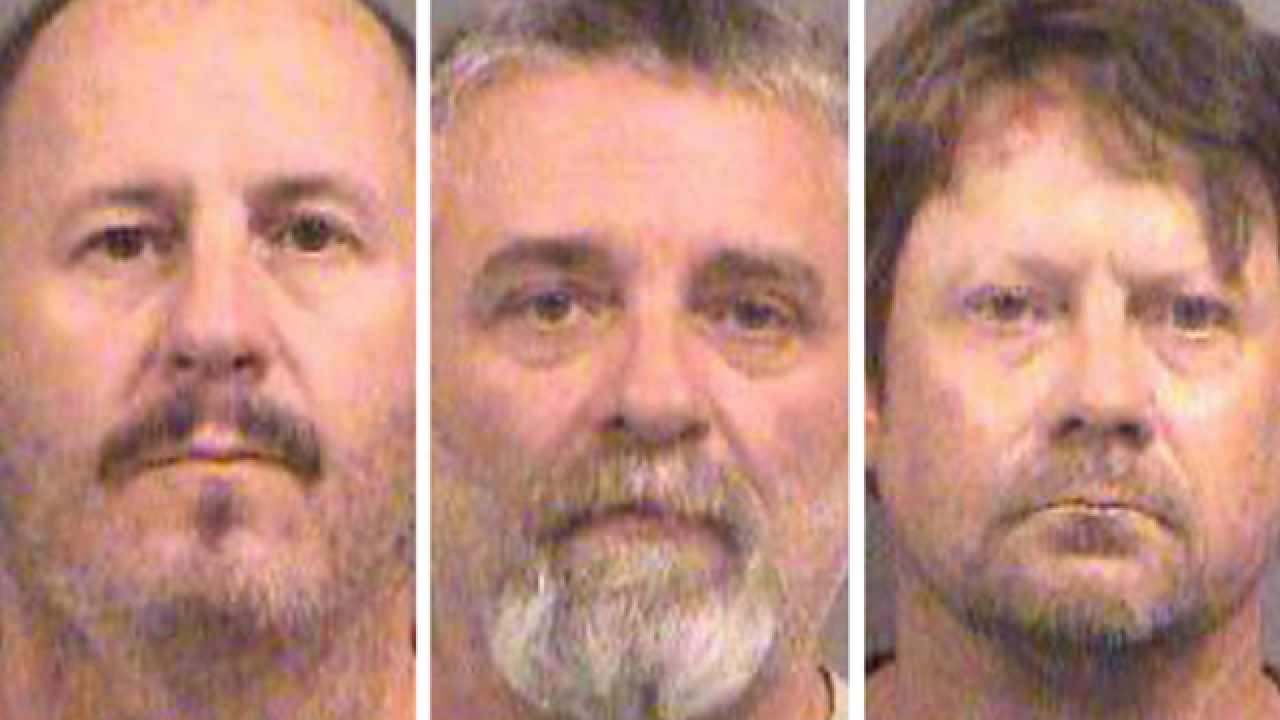 Three charged in plot to bomb immigrant community in Wichita, Kansas