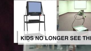 Things no longer in schools