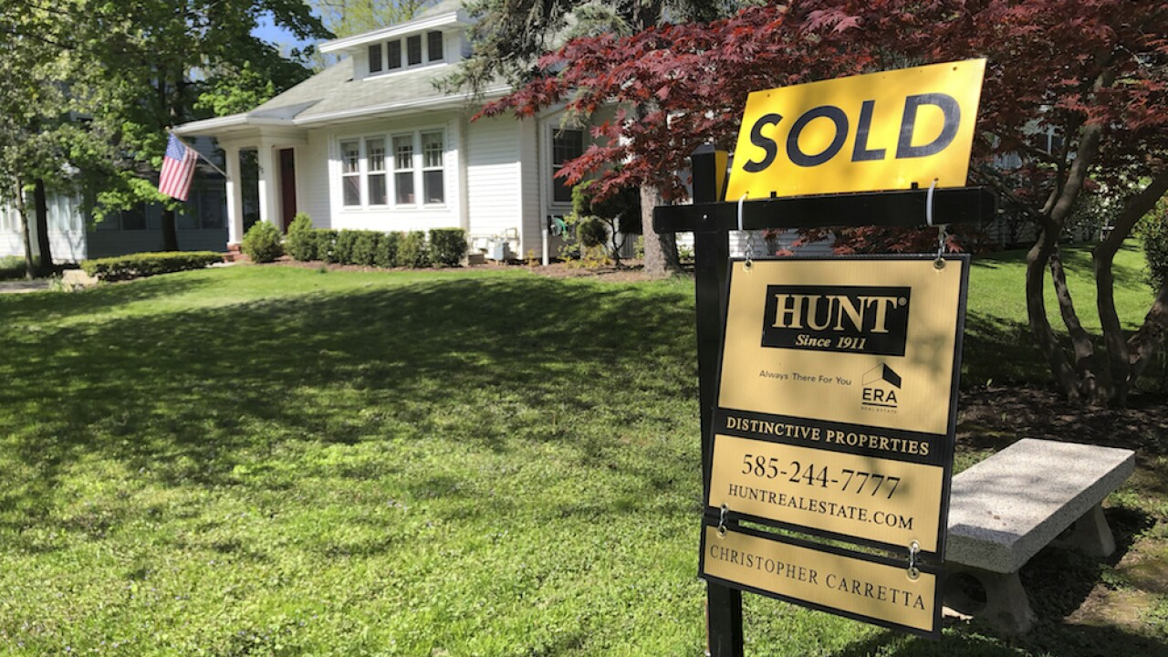 US mortgage rates fall; 30-year loan at all-time low 3.15%