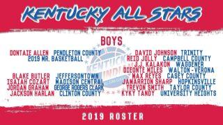 Kentucky All-Star Team Announced