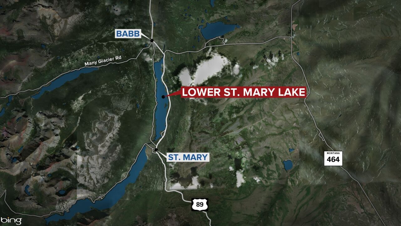 Lower St. Mary Lake