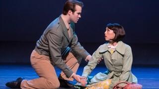 """""""An American in Paris"""" - in Detroit!  Hit Broadway show playing at Detroit Opera House"""